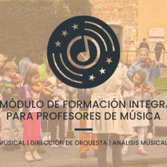 Formación Integral para Profesores de Música