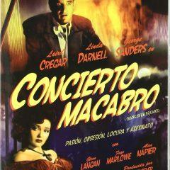 Concierto macabro, de John Brahm (1945)
