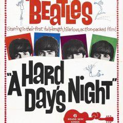 Qué noche la de aquel día, (Beatles), de Richard Lester (1964)