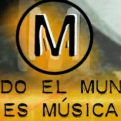 Todo el mundo es música: Latinoamérica