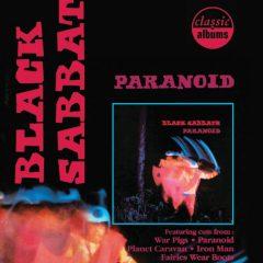 Black Sabbath: Paranoid, (Classic albums BBC), de Mathew Longfellow (2010)
