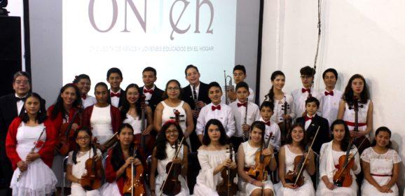 Convocatoria Orquesta de Niños y Jóvenes Educados en el Hogar de México