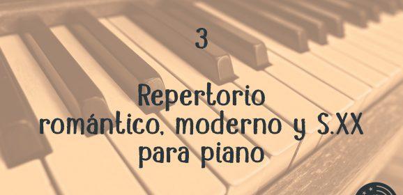 Repertorio esencial para aprender a tocar el piano (3)