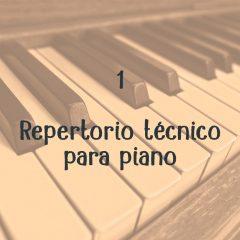 Repertorio esencial para aprender a tocar el piano (1)