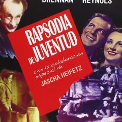 Rapsodia de juventud, de Archie Mayo (1939)