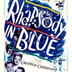 Rapsodia en Azul, de Irving Rapper (1945)