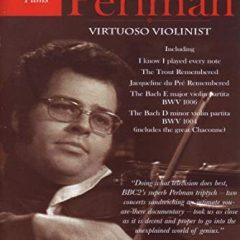 Itzhak Perlman, estoy seguro de que toqué todas las notas, de Christopher Nupen (1978)