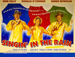 Cantando bajo la lluvia, de Stanley Donen (1952)
