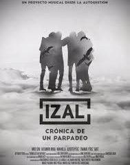 Izal, Crónica de un parpadeo, de Manu Notario (2017)