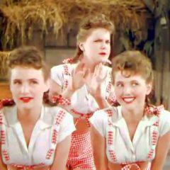 En el Musical todo es natural: The Ross Sisters