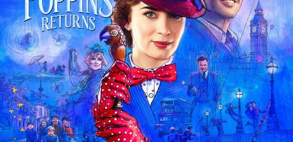 El regreso de Mary Poppins, de Rob Marshall (2018)
