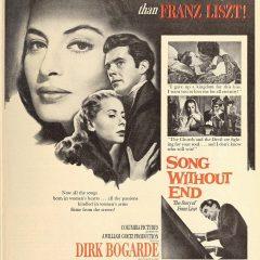 Sueño de amor, de Charles Vidor y George Cukor (1960)
