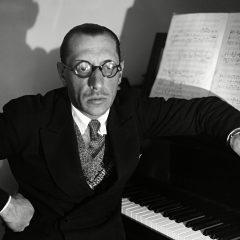 50 años de la muerte de Igor Stravinski