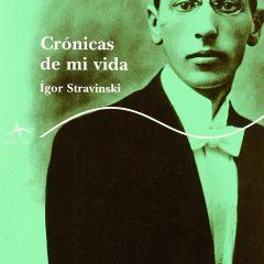 Crónicas de mi vida, de Igor Stravinsky (1935)