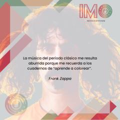 Frases de Frank Zappa #14
