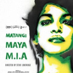 MATANGI/MAYA/M.I.A, de Stephen Loveridge (2018)