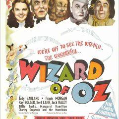 El mago de Oz, de Victor Fleming (1939)