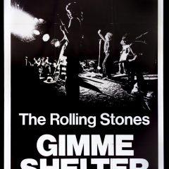 Gimme Shelter, de David y Albert Maysles y Charlotte Zwerin (1970)