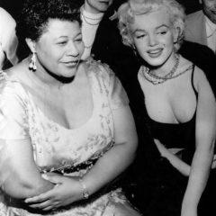Sobre la amistad entre Marilyn Monroe y Ella Fitzgerald