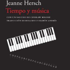 Tiempo y música, de Jeanne Hersch (1986)