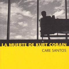 La muerte de Kurt Cobain, de Care Santos (1997)